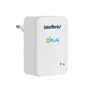 Repetidor e Roteador Wireless Intelbras Nplug Compacto - 150mbps
