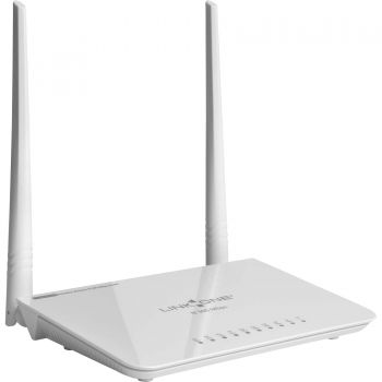 Roteador Wireless 300Mbps N 300 L1-RW332M Branco 3G 4G LINK ONE