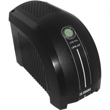 Nobreak 600VA UPS MINI Bivolt Preto TS SHARA