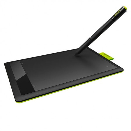 Mesa Digitalizadora One By Wacom Black Green Pequena - Wacom CTL471L  - foto principal 1