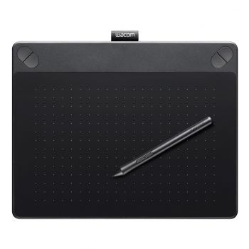 Mesa Digitalizadora Intuos Small Pen and Touch Art Black Pequena - Wacom CTH490AK