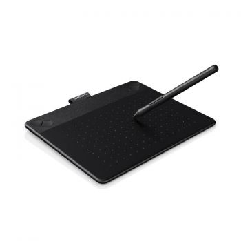 Mesa Digitalizadora Intuos Small Pen and Touch Photo Black Pequena - Wacom CTH490PK