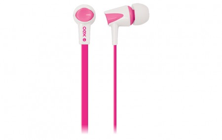 Fone de Ouvido Intra-auricular Newex Colorhit Rosa Oex Fn203