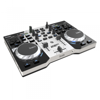 Controladora DJ Control Hercules Instinct S Series - Mac e Windows