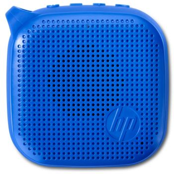 Caixa Multimídia 3W RMS Bluetooth S300 Azul HP