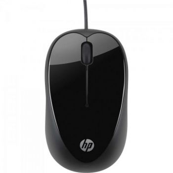 Mouse USB - 1000dpi - X1000 Preto HP