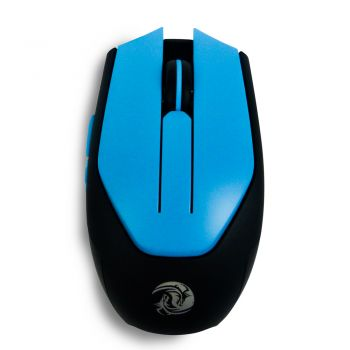 Mouse Gamer Blaze Azul LED 6 Botões 3200dpi OEX MS311