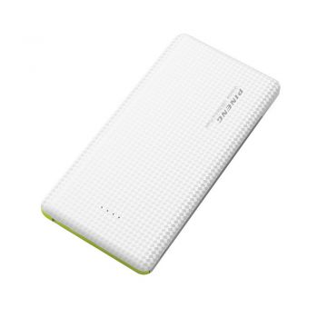Carregador Pineng Power Bank Original Slim PN-951 10000mAh Branco