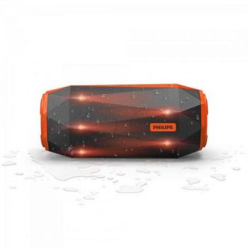 Caixa Multimídia Bluetooth SB500M/00 Laranja PHILIPS