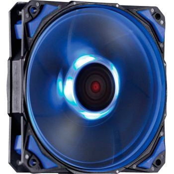 Cooler Fan para Gabinete PCYES 120mm Fury F5 LED Azul F5120LDAZ 24032