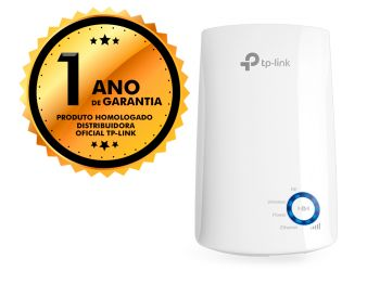 Repetidor Extensor de Sinal WIFI TP-Link TL-WA850RE 300mbps Wireless 2.4GHz