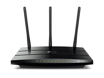 Roteador Wireless TP-Link C7 AC1750 Archer 3 Antenas Gigabit Dual Band