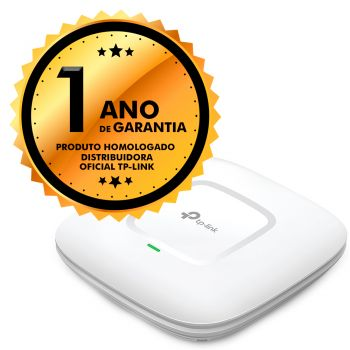 Access Point Corporativo de Teto TP-Link EAP115 300mbps