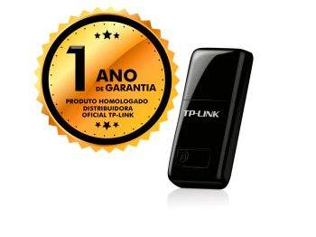 Nano Adaptador Wireless USB TP-Link TL-WN823N 300mbps