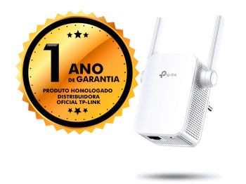 Repetidor Extensor de Sinal Wifi TP-Link 1200mbps RE305 AC1200 Dual Band 2.4/5Ghz