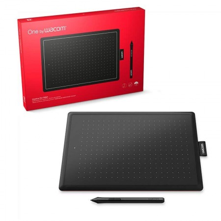 Mesa Digitalizadora One By Wacom Pequena - CTL472L  - foto principal 1