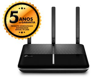 Roteador Tp-Link Archer C2300 Wireless 1625 Mbps Gigabit UM-MIMO Dual