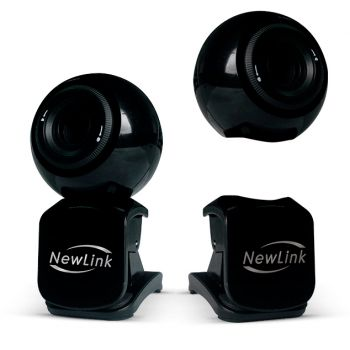 Webcam Newlink Magnetic WC203 16MP Encaixe Magnético