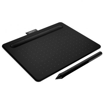 Mesa Digitalizadora Wacom Intuos Creative Pen Tablet Small Black CTL4100