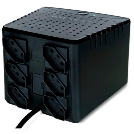 Estabilizador 1500VA POWEREST ABS 115V Preto TS SHARA  - foto principal 1