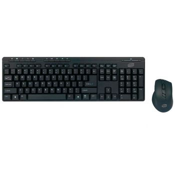 Kit Sem Fio Advanced Newlink Ck102 Wireless Teclado + Mouse