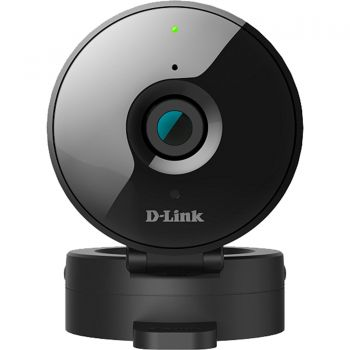 Câmera WIRELESS HD 120° DCS-936L Preto D-LINK