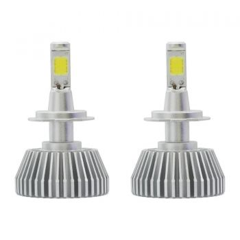 Lampada Automotiva Super LED H7 AU826 Branco MULTILASER