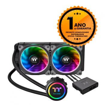 Cooler Thermaltake Floe Riing RGB 240 Premium Edition AIO LCS CLW157PL12SWA