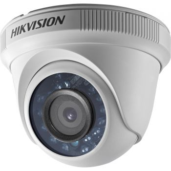 Camera Dome HD 3.0P 1MP 20M 2.8mm DS-2CE56C0T-IRP HIKVISION