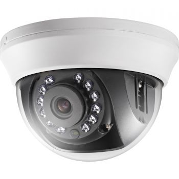 Camera Dome HD-TVI-IR 20M 3,66mm DS-2CE56C0T-IRMMF HIKVISION