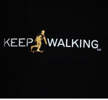 Camiseta Artful - Keep Walking