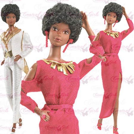 Black Barbie - 1980  - foto principal 1
