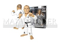 Boneco Ultimate Fighter  Royce Gracie