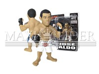 Boneco Ultimate Fighter  José Aldo