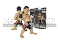 Boneco Ultimate Fighter  Lyoto Machida