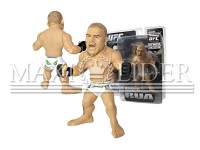 Boneco Ultimate Fighter  Mauricio RUA