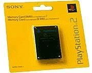 PS2 - Memory Card 8mb Sony