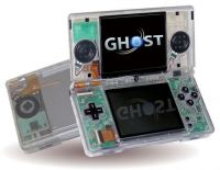 Ghost Crystal Case para Nintendo DS Lite