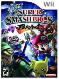 Game Super Smash Bros Brawl Wii