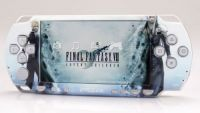 Skin Tema FF Vii: Advent Children para PSP Slim