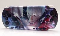 Skin Tema Devil May 4 Cry para PSP Slim