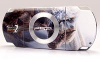 Skin Tema Monster Hunter 2 para PSP Slim