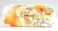 Skin Tema Lovely Girl para PSP Slim