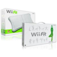 Game Wii Fit Plus Original com Balance Board