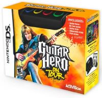 Game Guitar Hero On Tour p/ Nintendo DS Lite