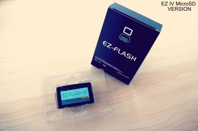 Ezflash IV 2015 (Flash card para Gameboy Advance - Nova versão Micro SD)  - foto principal 3