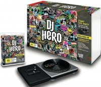 DJ Hero Bundle para Playstation 3 (Game + Pickup)