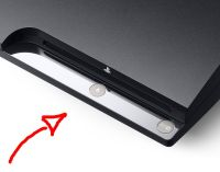 Placa Power/Eject para Playstation 3 Slim  - foto 2