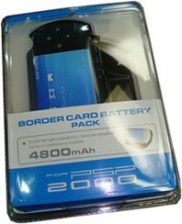 Border Battery Pack para PSP Slim 2000