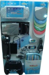 Super Value Kit 30 em 1 para PSP Slim 2000